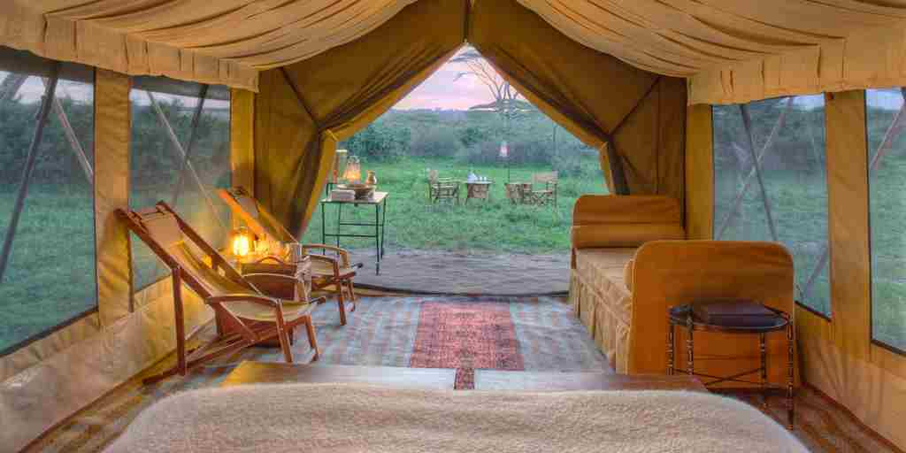 Serengeti Guest Room1