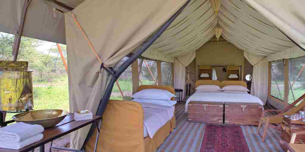 Serengeti Guest Room2