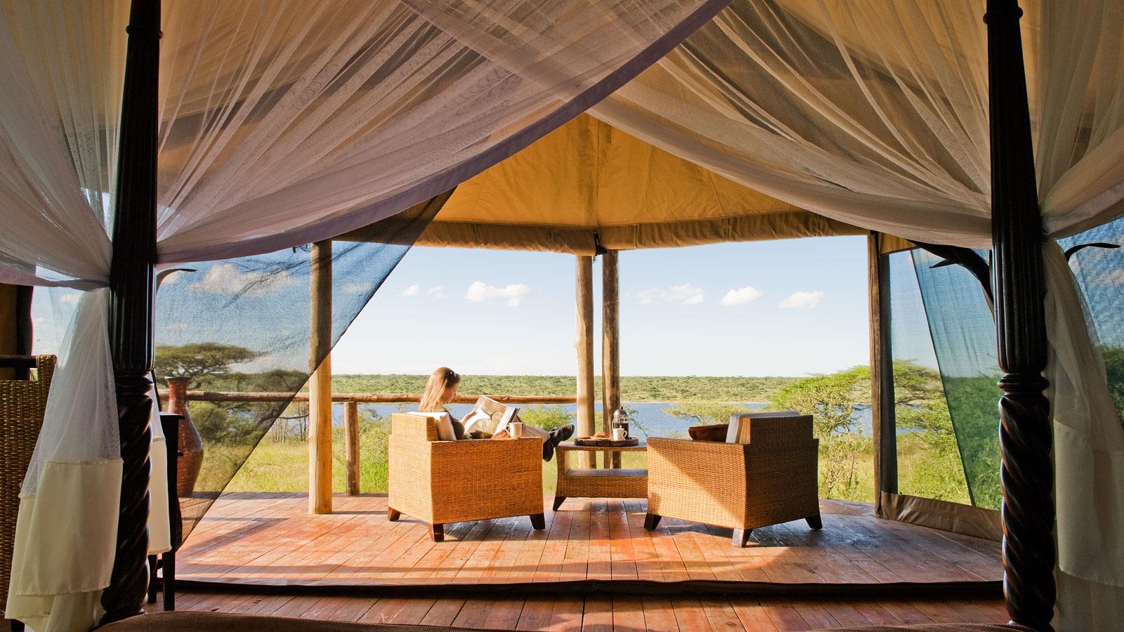 masek tented camp serengeti