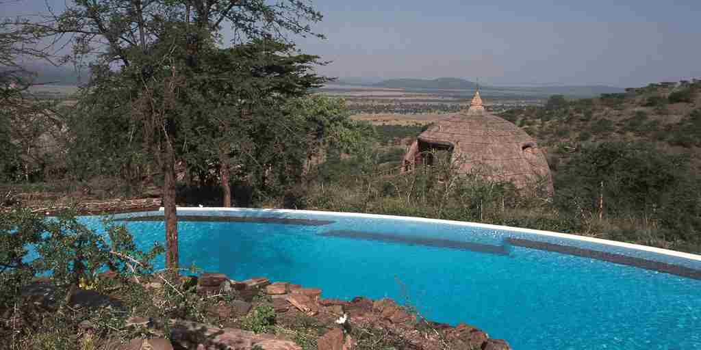 05 - Pool with View of Plai.JPG