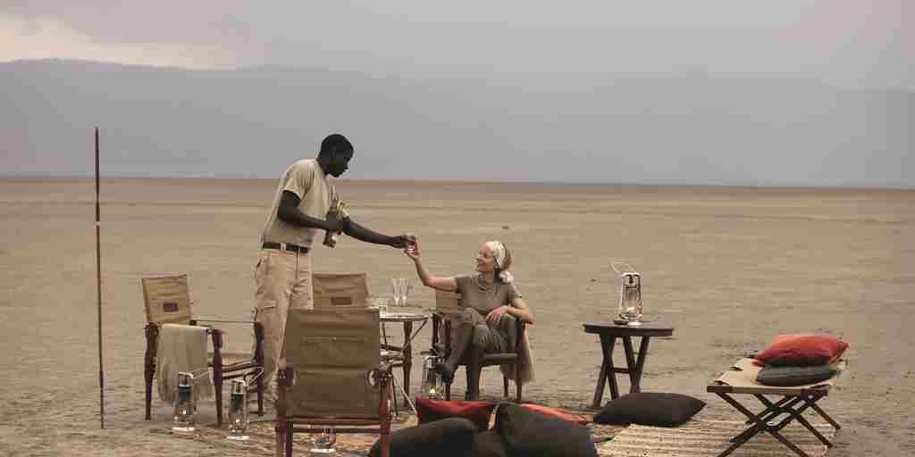 22.2 CHEM CHEM - sundowner on lake manyara.JPG