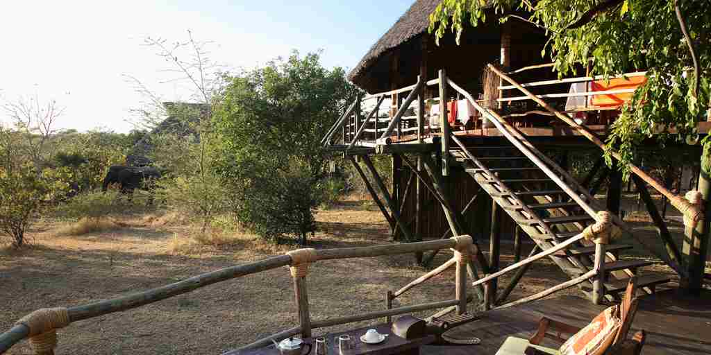 Elevated dining room overlooking the wildlife below at Siwandu.jpg